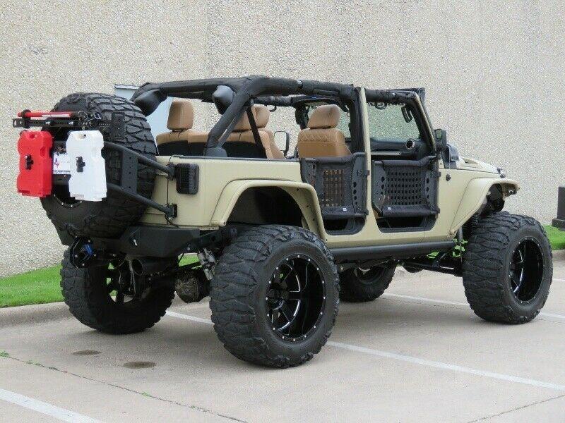 2012 Jeep Wrangler 4WD 4dr Sport
