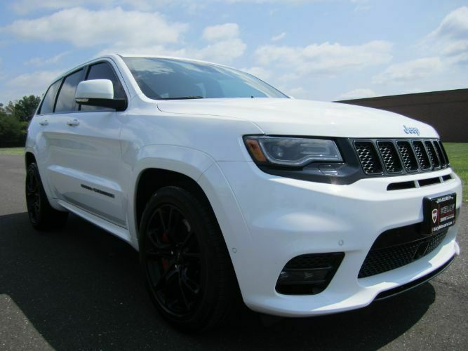 2017 Jeep Grand Cherokee SRT for sale