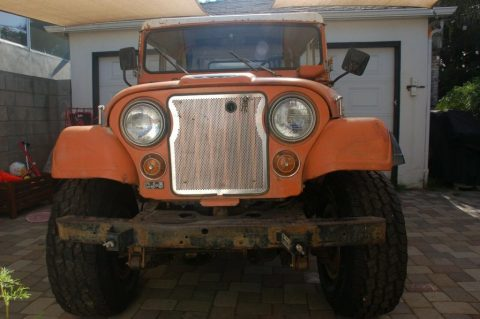 1974 Jeep Renegade for sale