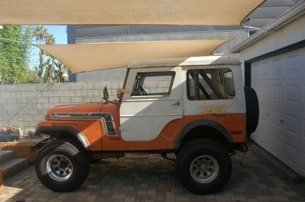 1974 Jeep Renegade