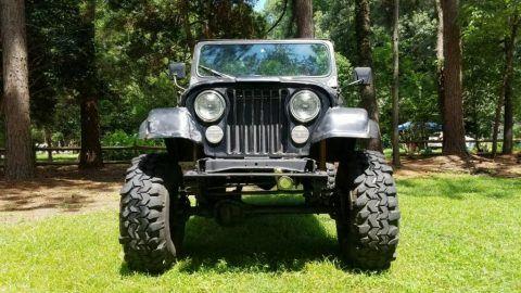 1986 Jeep CJ for sale