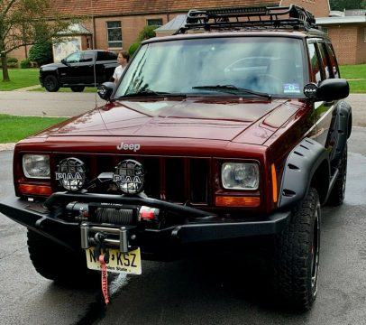 2000 Jeep Cherokee for sale