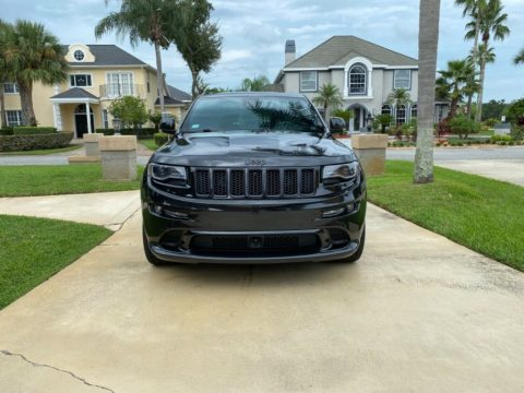 2015 Jeep Grand Cherokee SRT for sale