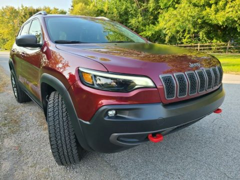 2019 Jeep Cherokee Trailhawk 4WD for sale