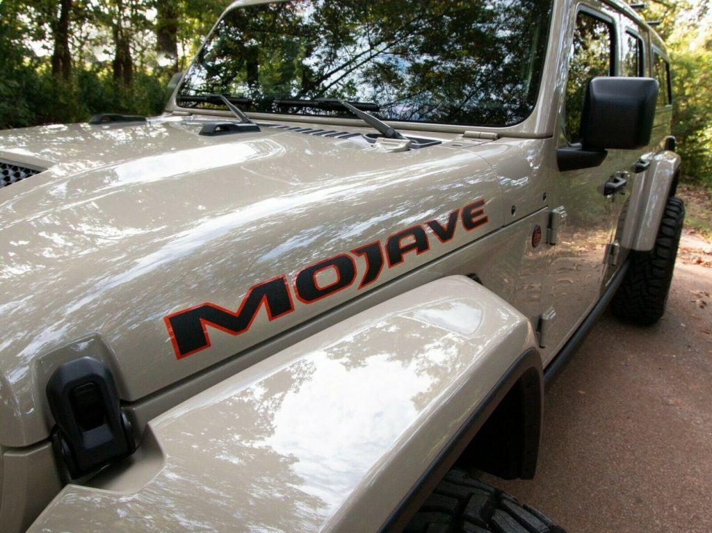 2020 Jeep Gladiator Mojave Ozark Mountain Edition