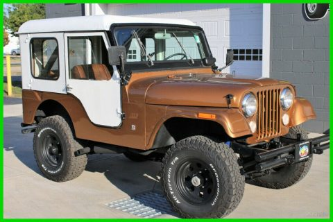 1971 Jeep CJ Cj 5 Dauntless V6 for sale