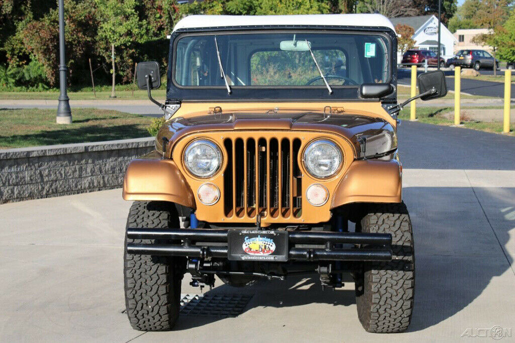 1971 Jeep CJ Cj 5 Dauntless V6