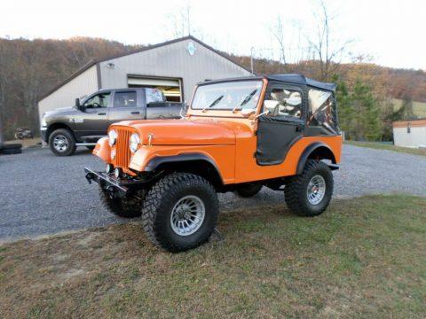 1975 Jeep CJ CJ5 for sale
