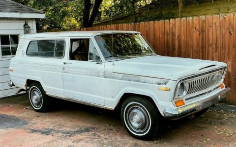 1977 Jeep Cherokee for sale