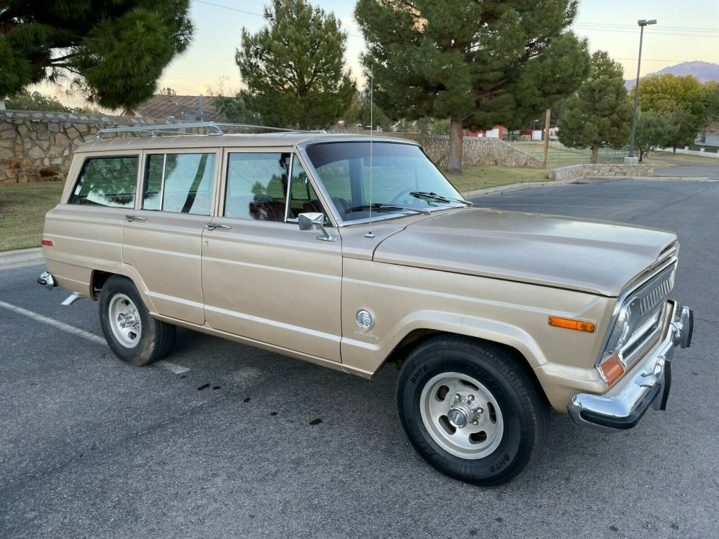 1978 Jeep Wagoneer for sale
