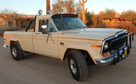 1979 Jeep J20 for sale