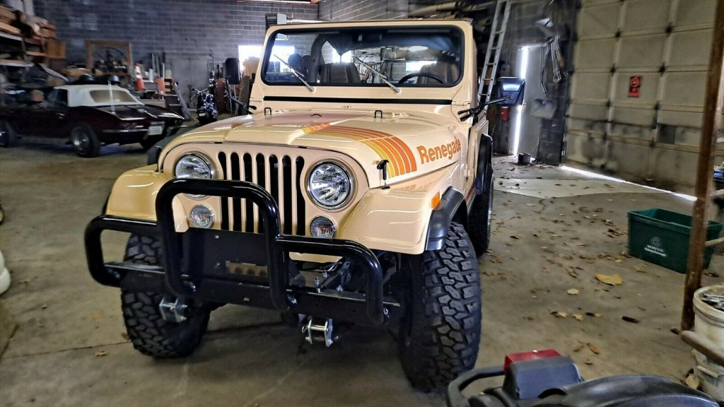 1981 Jeep CJ5 for sale