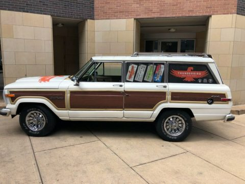 1988 Jeep Grand Wagoneer for sale