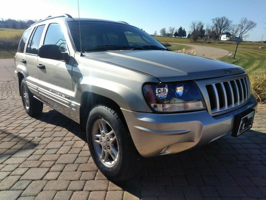 2004 Jeep Grand Cherokee V8 Special Edition Quadra Trac II for sale