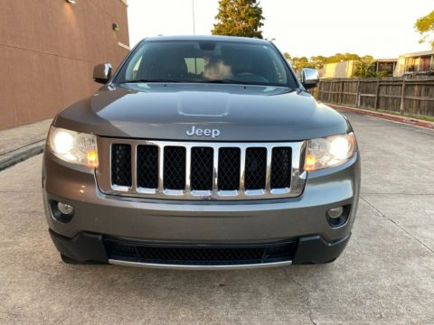 2011 Jeep Grand Cherokee OVERLAND for sale