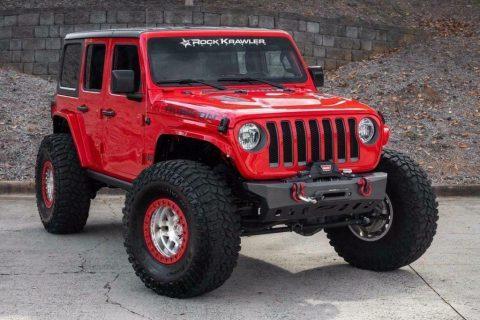 2018 Jeep Wrangler Rubicon for sale