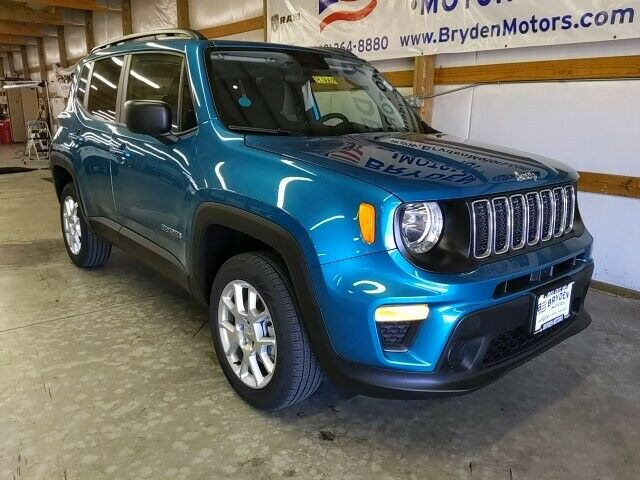 2020 New Jeep Renegade Sport