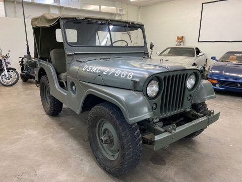 1952 Willys Jeep M38 for sale