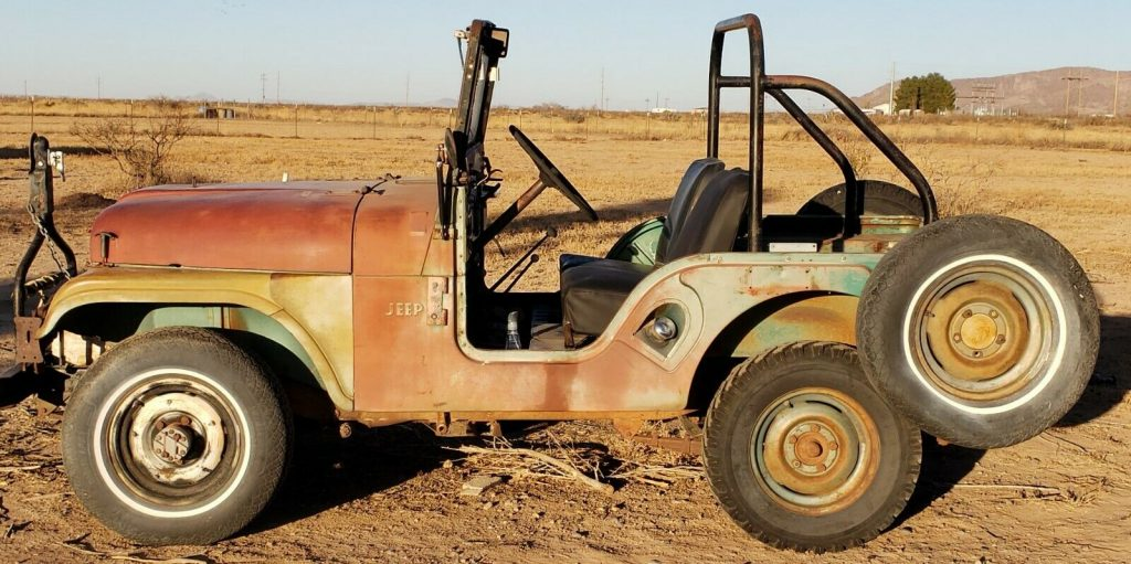 1956 Jeep Willys for sale