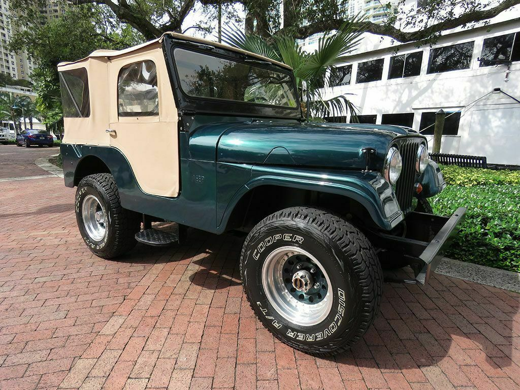 1964 Jeep CJ 1964 JEEP CJ5 RESTORED for sale