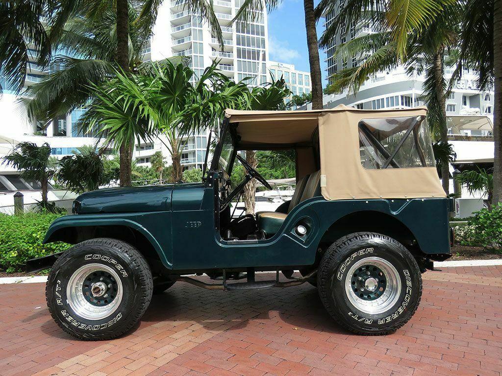 1964 Jeep CJ 1964 JEEP CJ5 RESTORED