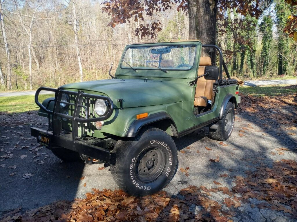 1977 Jeep CJ7 for sale