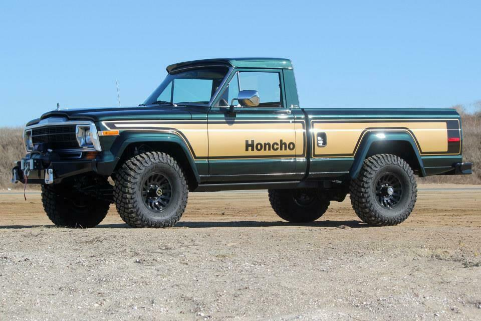 1979 Jeep J10 HONCHO for sale