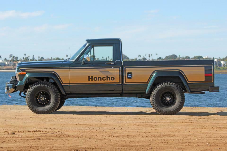 1979 Jeep J10 HONCHO