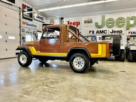 1981 Jeep Scrambler CJ8 for sale