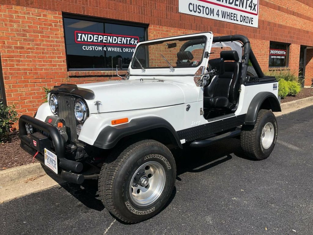 1982 Jeep CJ 7 for sale