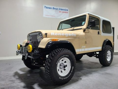 1983 Jeep CJ7 CJ7 for sale