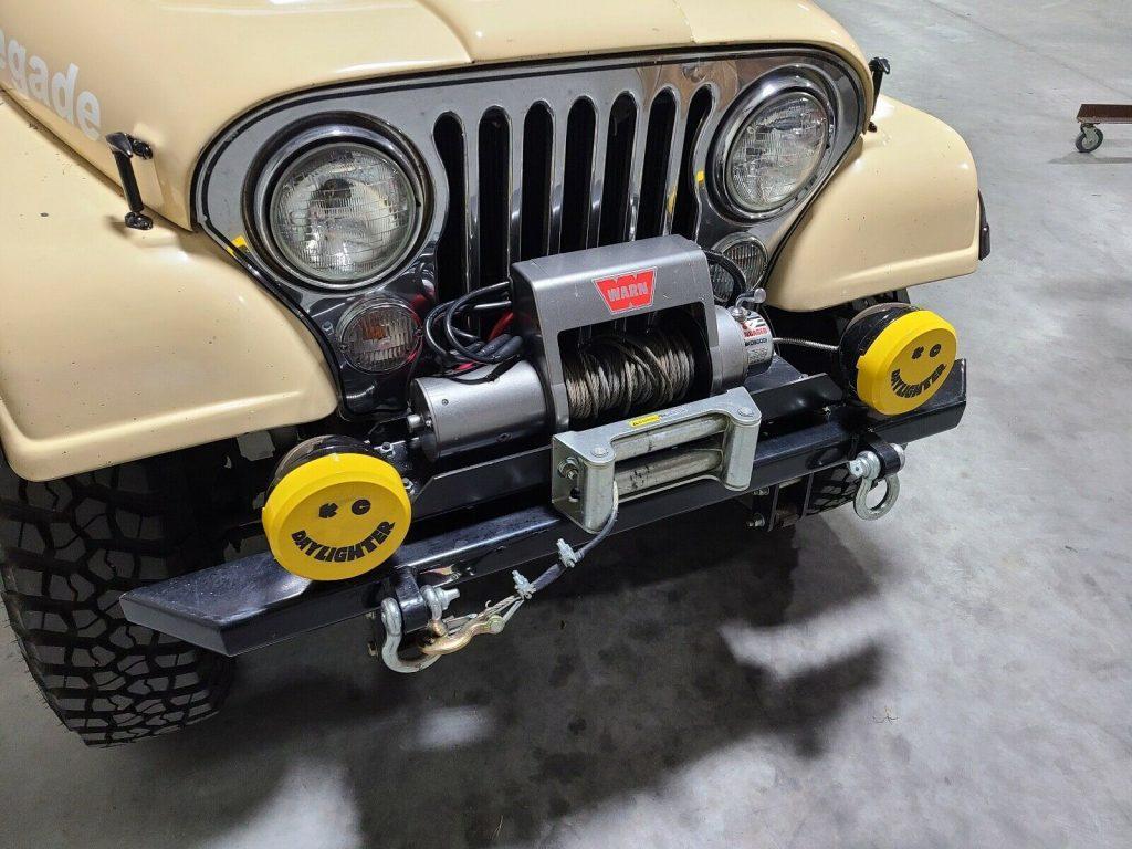 1983 Jeep CJ7 CJ7