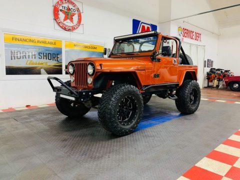 1986 Jeep CJ   Custom Build   3.4L Vortec SWAP for sale