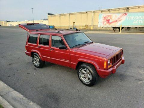 1998 Jeep Cherokee RARE Selec Trac 4×4   ZERO RUST! for sale