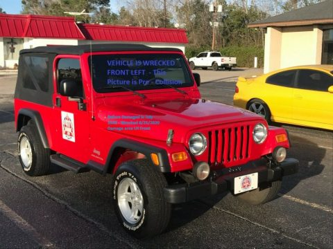 2006 Jeep Wrangler UNLIMITED for sale