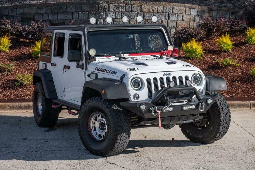 2014 Jeep Wrangler Rubicon X for sale