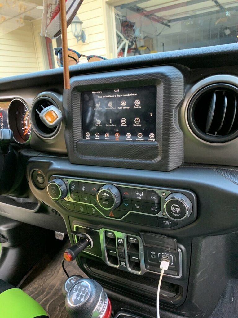 2018 Jeep Wrangler Unlimited Sport JL