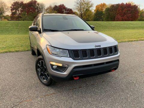 2019 Jeep Compass Trail HAWK 2.4L 4X4 for sale