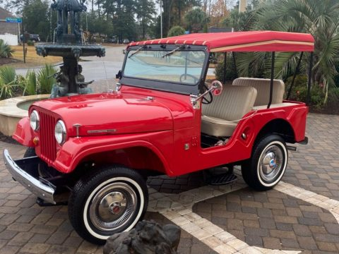 1965 Jeep CJ Tuxedo Park for sale
