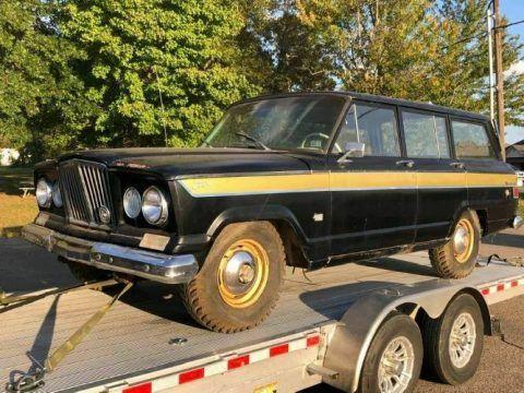 1965 Jeep Wagoneer for sale