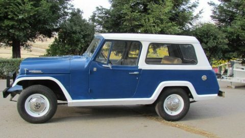 1967 Jeep Jeepster Commando for sale