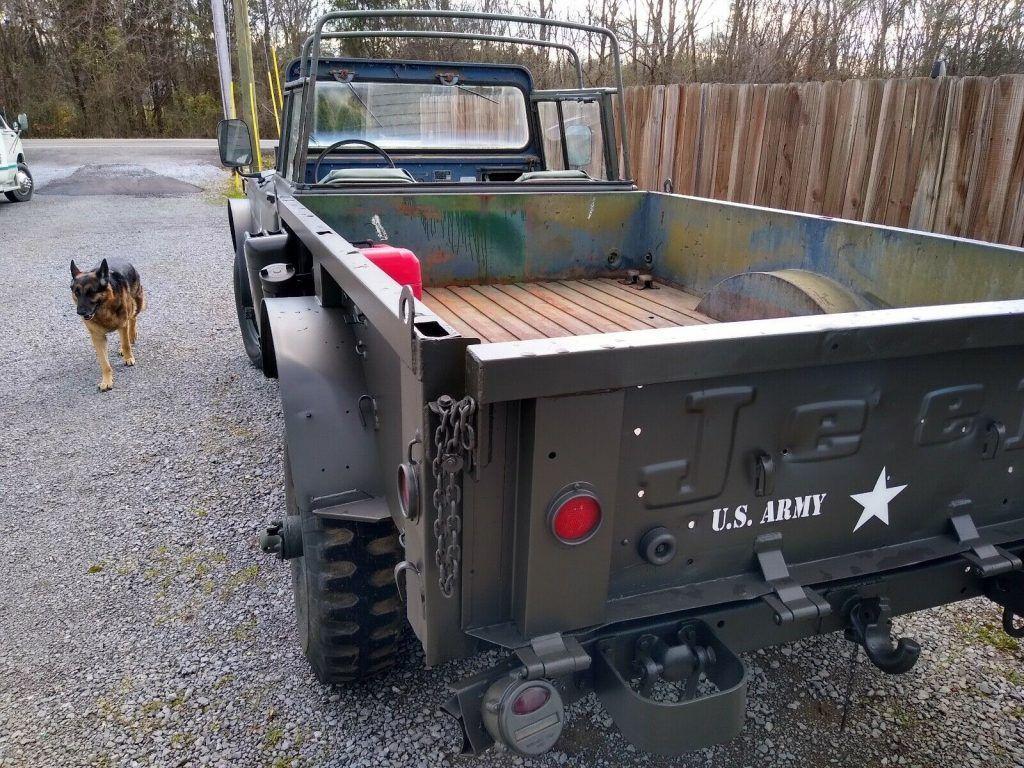 1967 Jeep M715