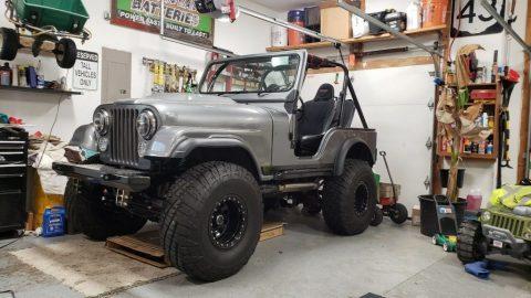 1976 Jeep CJ 5 base for sale