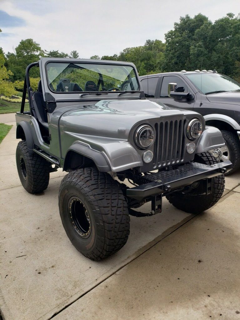 1976 Jeep CJ 5 base