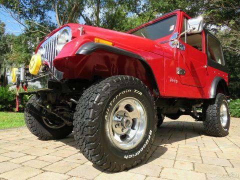 1978 Jeep CJ 304ci Auto Power Steering & Brakes for sale