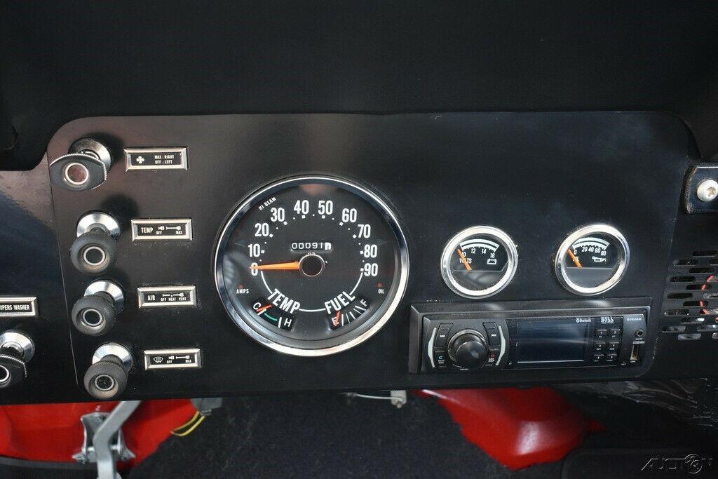 1978 Jeep CJ 304ci Auto Power Steering & Brakes