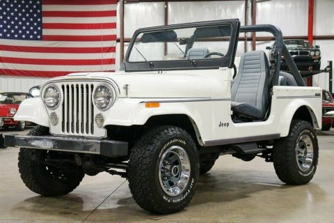 1982 Jeep CJ Limited for sale