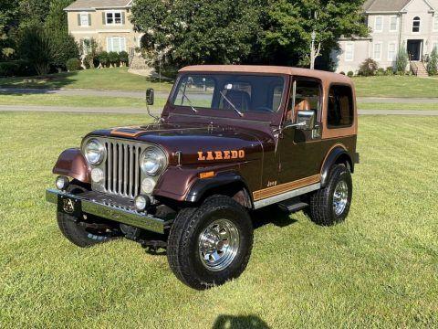 1984 Jeep CJ7 for sale