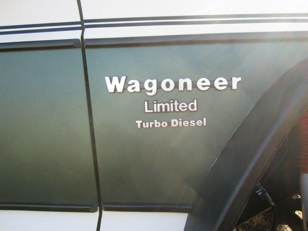 1985 Jeep Cherokee Wagoneer Limited