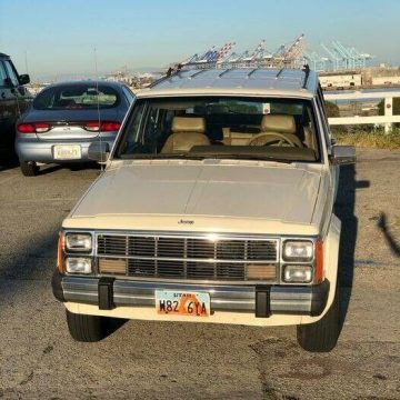 1986 Jeep Wagoneer for sale